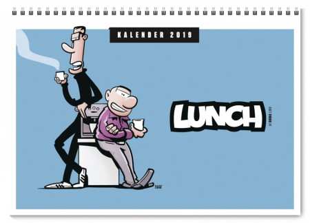 LUNCH veggkalender 2019