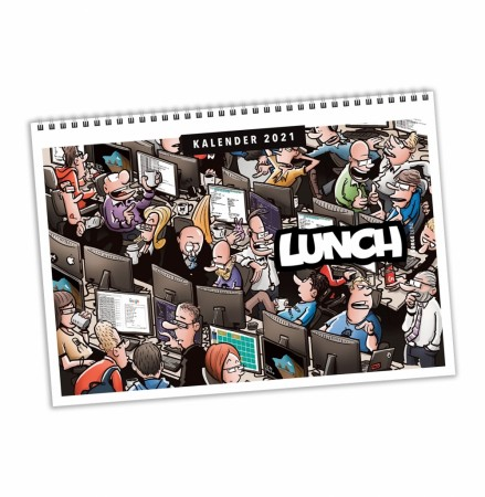 LUNCH veggkalender 2021